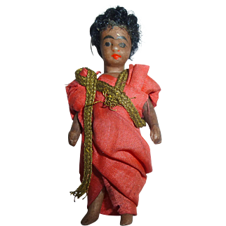 Lilliputian A/O French tiny doll