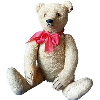Great Vintage Steiff Teddy Bear 1920 - 1925