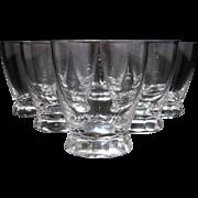 Tumbler Glasses - Set of 6