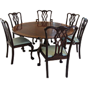Antique Chippendale Dining Set