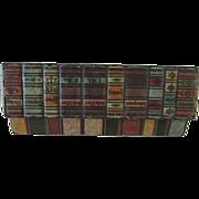 """Unique Vintage """"Book"""" Pencil Box"""