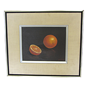 """Oranges"" Still Life Original Oil Painting by Jon Helland"