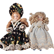 Cute All bisque dolls with issues