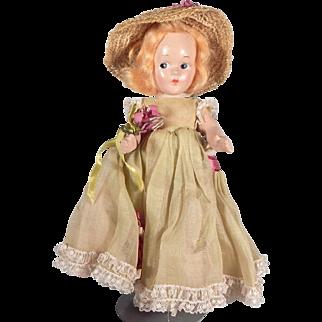 "Very Sweet 9"" Madame Alexander Bride's Maid doll"