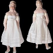 Very Pretty Maggy Head Kane doll to dress