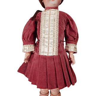 Very nice French Style dress for your larger French BeBe
