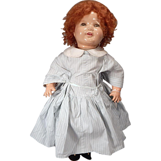 Cute American Character Chuckles doll