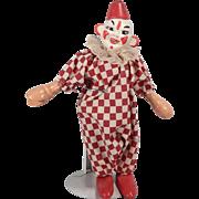Nice Re-born Schoenhut Clown.