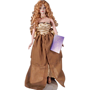 Lovely Eve Fashion doll by Susan Wakeen.