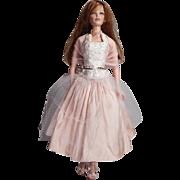 Pretty Vinyl fashion doll by Susan Wakeen