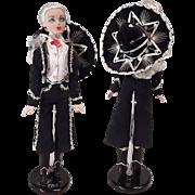 Lovely Gene doll by Mel Odom