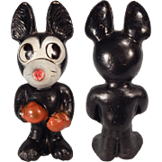 Cute Krazy Kat composition Figurine