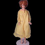 Very nice vintage Bubble cut Midge doll by Mattel