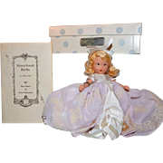 Very cute bisque Nancy Ann Storybook Doll with box #181