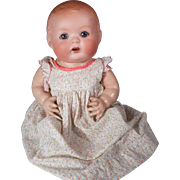 Darling Hard to Find Bisque Patsy Baby #125 by Hertel and Schwab