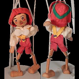 Darling Vintage Pinocchio Marionette
