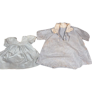 Lot of two baby outfits for Larger Dolls
