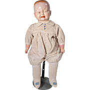 Very cute Ideal Snoozie Smile doll