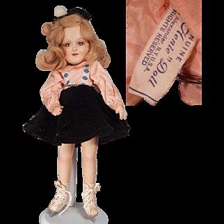 "Wonderful 13"" Sonja Henie doll by Alexander"
