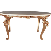 Wonderful Spielwaren Table for your doll's parlor.