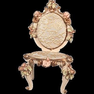 Wonderful vintage Spielwaren chair in the Szalasi style