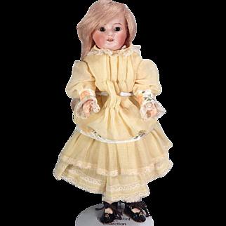 "Dear little 13"" Unis mold number 60 doll"