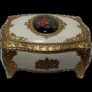 Vintage Sankyo movement Musical Jewelry Box