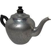 Vintage Wear-Ever Aluminum Tea Pot 3-Piece #38