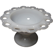 Anchor Hocking Milk White Dish