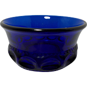 Indiana Kings Crown Cobalt Bowl