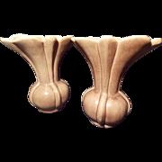 Vintage Pair of Gonder E-49 Vases