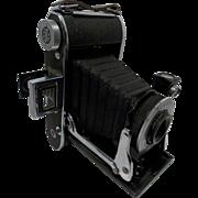 Agfa Ansco Admiral Bellows Camera 1940's