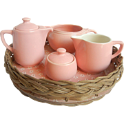 Pink Breakfast Set