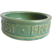 McCoy Dog Bowl