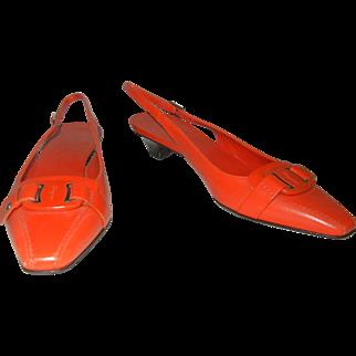 Italian Shoes!  Salvatore Ferragamo Designer Made in Florence Italy