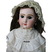 Steiner Phenix closed mouth French Doll 22 inches or 55 cm.
