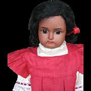 Simon & Halbig K&R Mulatto doll 16 inches or 39 cm .