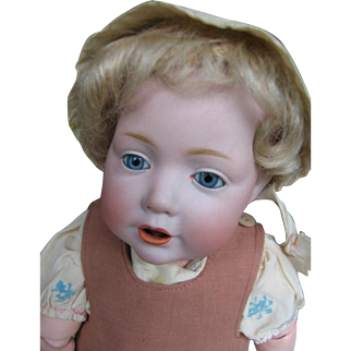 Kestner 245 Hilda baby on toddler body 13 inches or 33 cm.