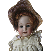 Heubach 10532 walking doll 11 inches or 27 cm.