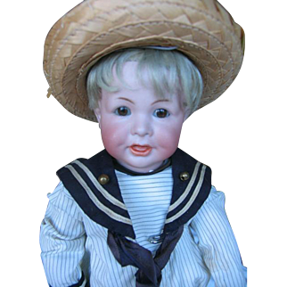 Kammer & Reinhardt 116 A  13 1/2 inches or 33 cm toddler body.