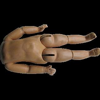 Jumeau body 19 1/2 inches or 50 cm