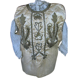 Nice antique clothing for mannequin from around 36 inches or 90 cm.