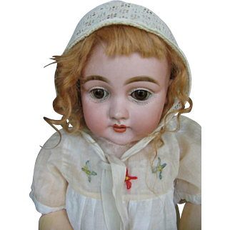 Kestner 143 17 inches or 43 cm character child.
