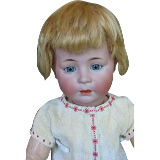 Simon & Halbig 1488 Dressel 15 inches or 39 cm. character toddler boy !