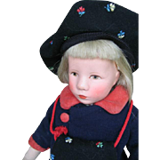 Kathe Kruse small child 14 inches or 35 cm