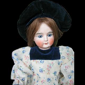 Sonneberg Belton signed 9, doll 15 inches or 39 cm