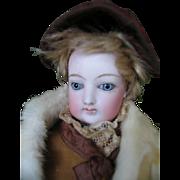 F Gaultier fashion lady  doll 16 inches or 42 cm.