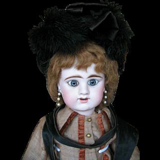 Denamur E11D  french antique doll 25 1/2 inches or 65 cm