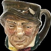 Royal Doulton Toby mug, small, paddy D6042. (OTH10319)