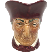 Royal Doulton,toby mug,cardinal, porcelain, collectible. (OTH10321)